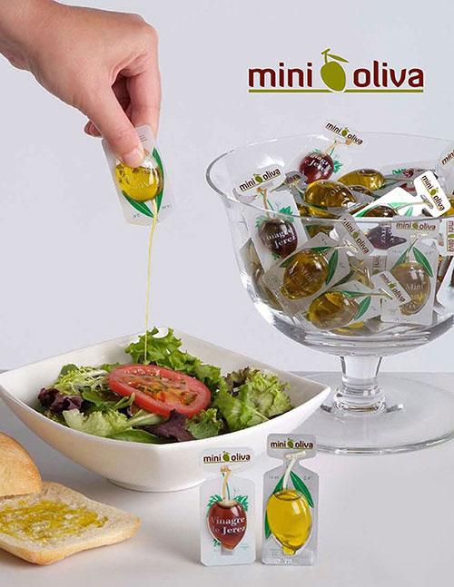 迷你橄榄油2 包装设计