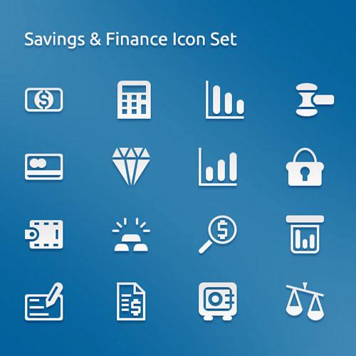 50套国外免费icon图标素材下载