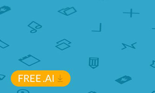 Flat Icons Set 2 by Silviu Runceanu 50套免费icon图标素材精选