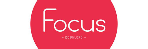 Focus Font Free Font freebies designer