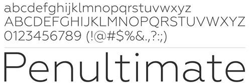 Geometria Free Font freebies designer