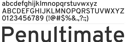 Overpass Free Font freebies designer