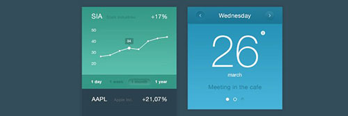 Numbers psd Free UI Kits freebies designer