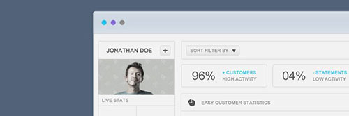 psd User Interface Dashboard Free UI Kits freebies designer