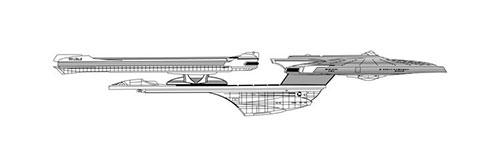 Enterprise star trek ai vector freebies designer