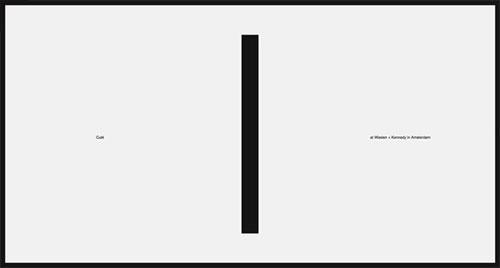Alexander Collin 极简主义 网页设计