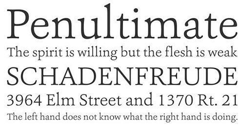 Ashbury thin font 细字体