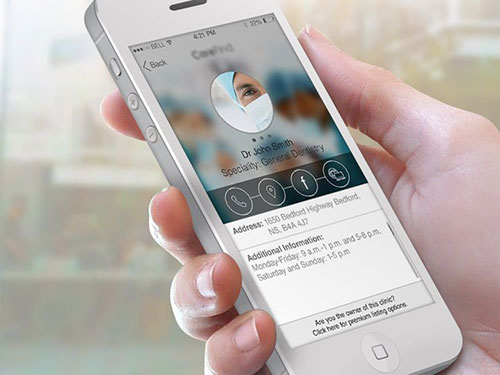 iphone app profile screen ui设计