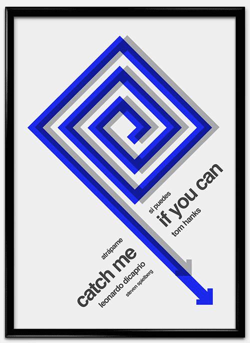 瑞士风格 海报 atrapame_mock