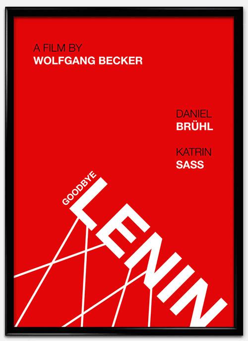瑞士风格 海报 goodbye_mock