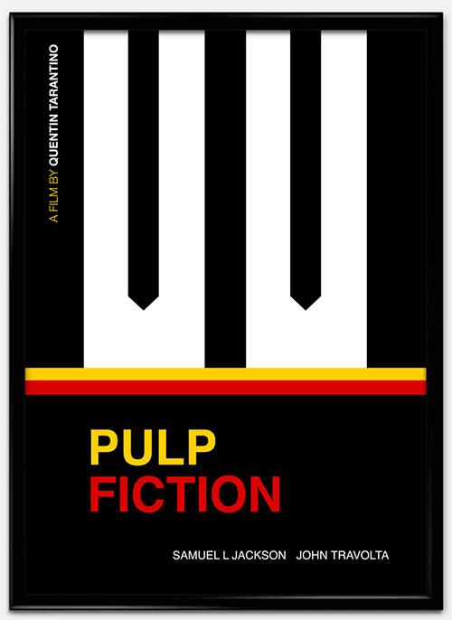 瑞士风格 海报 pulp_mock