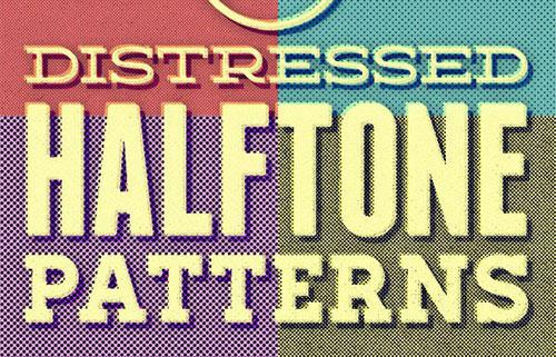 halftone_pattern 纹理 纹理素材