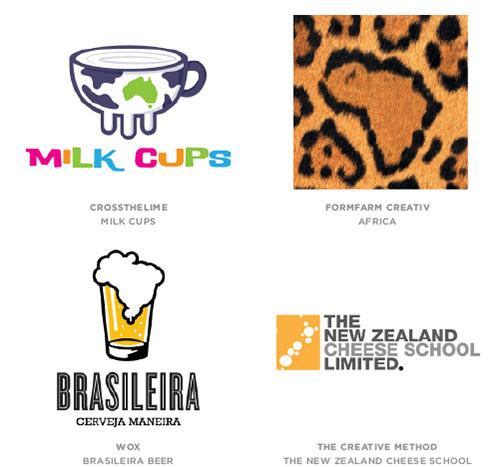 Geography logo设计趋势