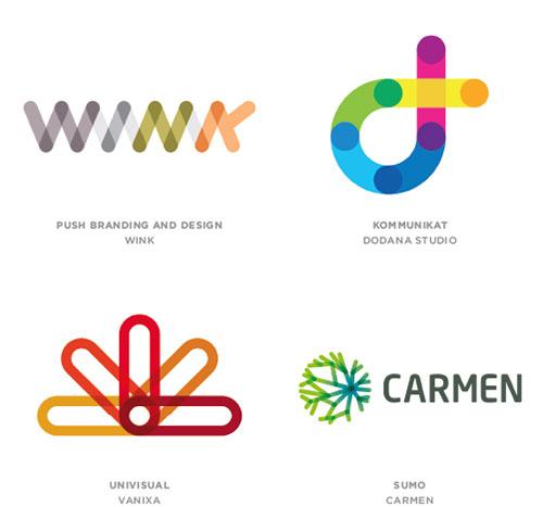 Links logo设计趋势