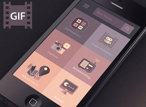Abracadabra App by Sergey Valiukh 导航设计 界面设计