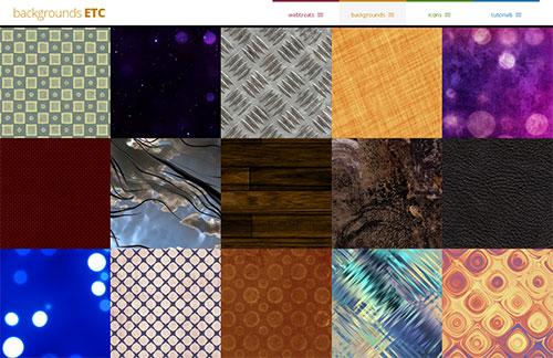 10个免费高品质的纹理素材网站