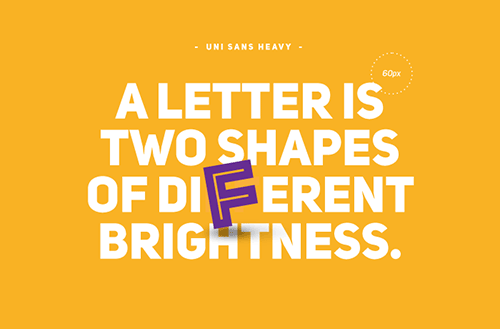 sans free是一款无衬线字体,设计师放出两个免费版,一个优雅的细体和