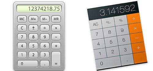 calculator 图标