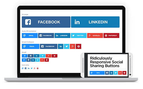 responsive-social-share-buttons