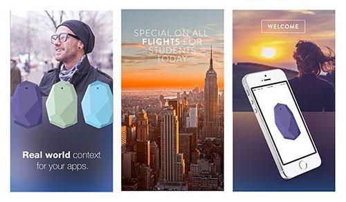 iBeacon_App_Design APP设计