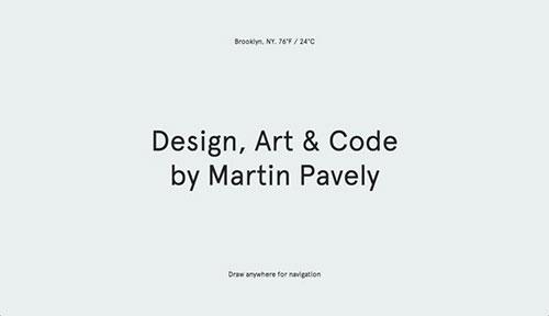 Offpixel 网页设计欣赏