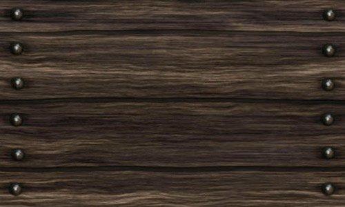 3D seamless wood planks texture