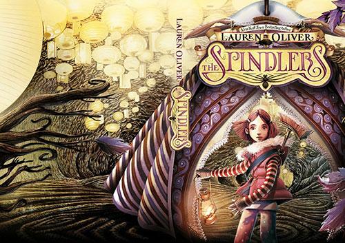 SPINDLER 书籍封面设计