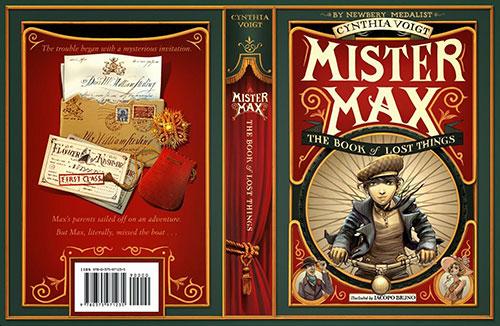 MAX 1 书籍封面设计