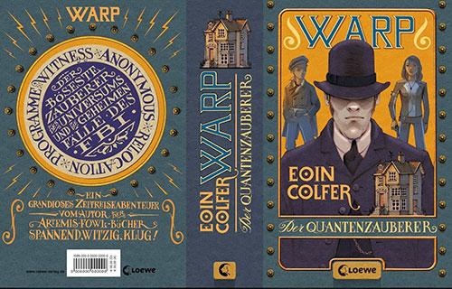 WARP 书籍封面设计