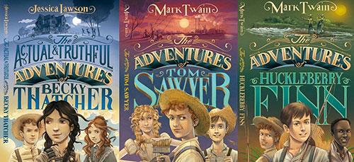 SAWYER 书籍封面设计