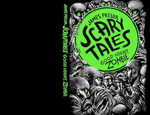 scary 2 书籍封面设计