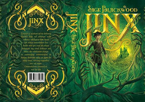 Jinx 书籍封面设计