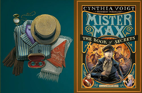 MAX 2 书籍封面设计