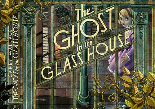 Ghost 书籍封面设计
