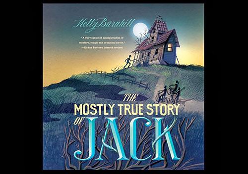Jack 书籍封面设计