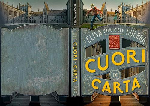 EL 2 书籍封面设计