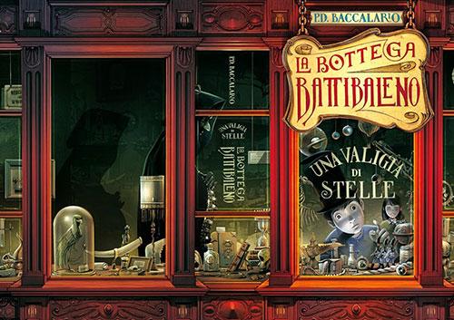 Battibaleno 1 书籍封面设计