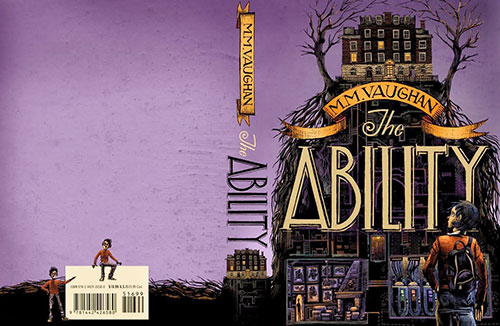 Ability 1 书籍封面设计