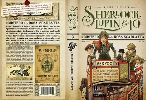 sherlock 3 书籍封面设计