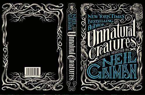 Neil Gaiman 书籍封面设计