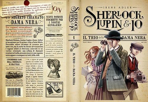 Sherlock 01 书籍封面设计