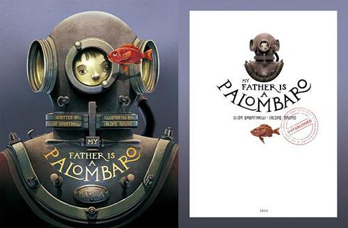 Palombaro 书籍封面设计
