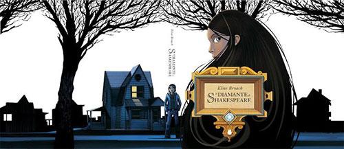 Iacopo bruno Diamante 书籍封面设计