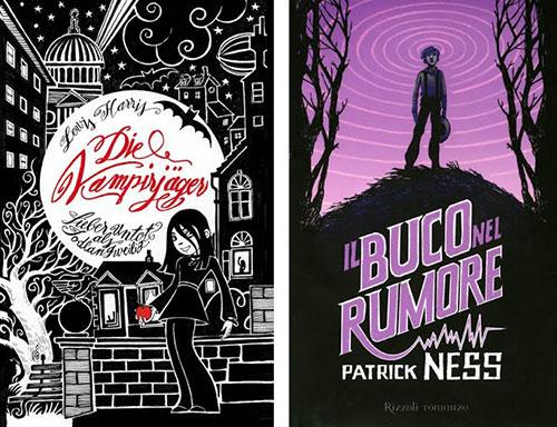 Iacopo bruno Buco rumore 书籍封面设计