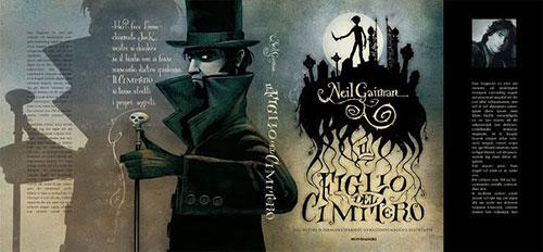 Gaiman Figlio 书籍封面设计