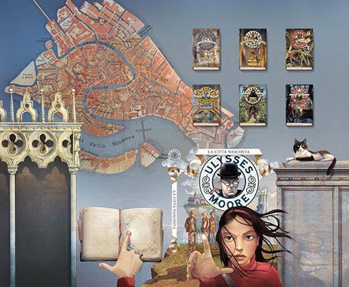 Iacopo bruno UM 7 书籍封面设计