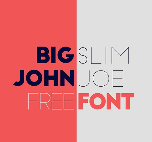 2014年度最流行的免费英文字体推荐