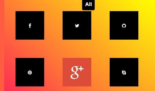 CSS 鼠标hover效果 - 设计达人网