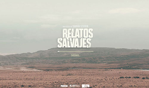 Relatos Salvajes / Wild Tales 网页设计欣赏
