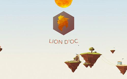 Lion d'Oc 优秀网页设计欣赏